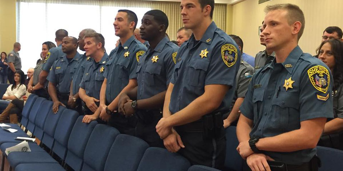 40 officers graduate from 109th Basic Academy