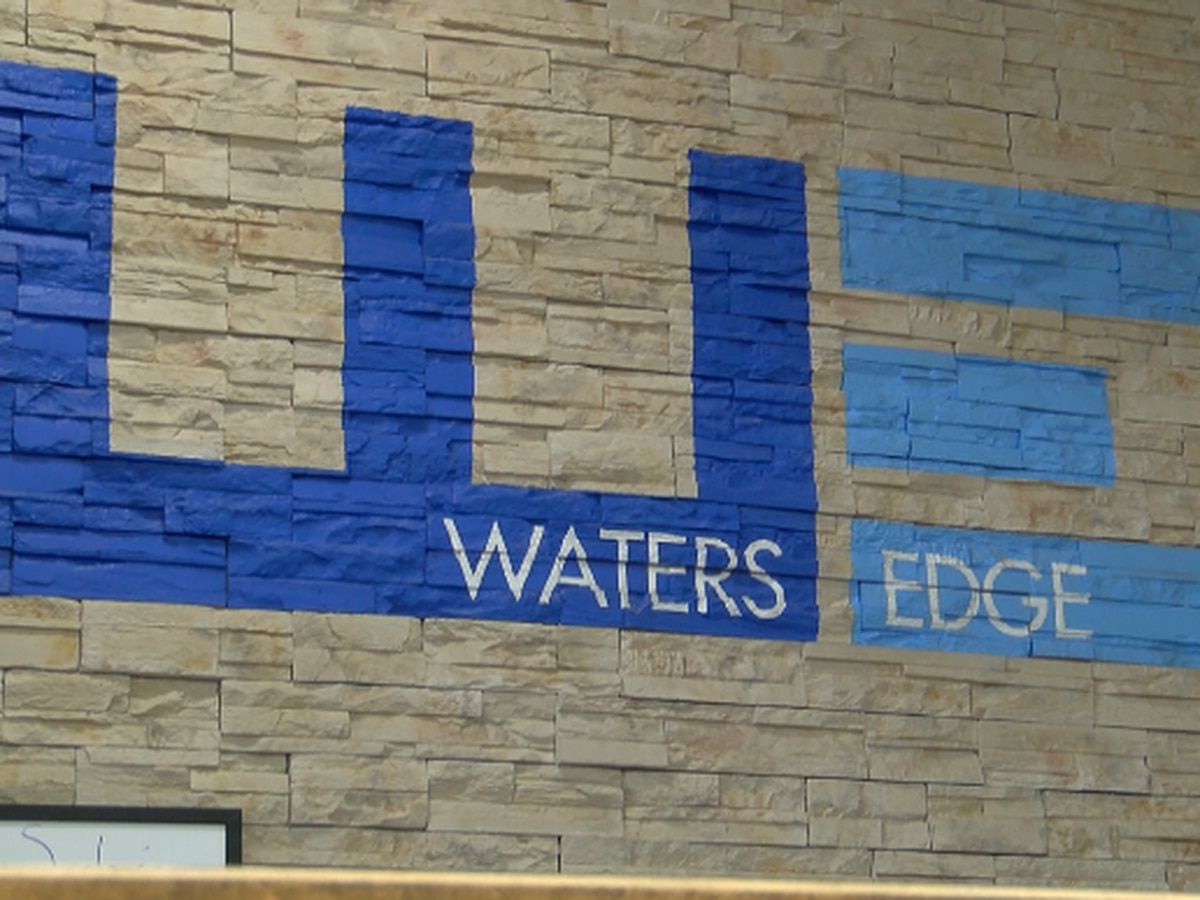 Water's Edge Church temporarily open for shelter during the cold
