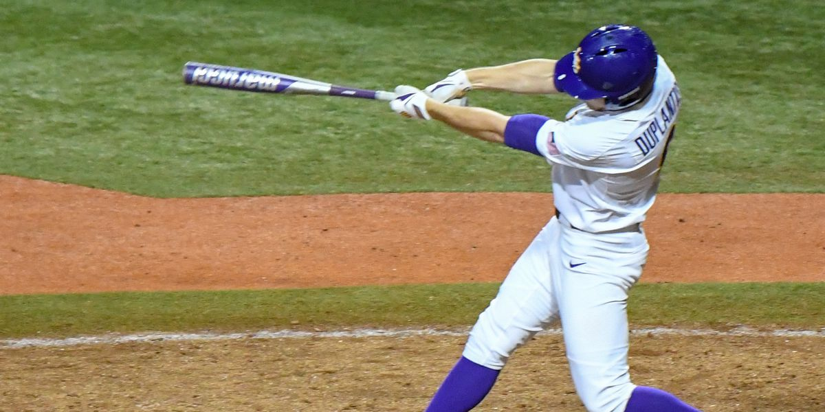 No. 10 LSU baseball opens SEC play Friday night against Kentucky