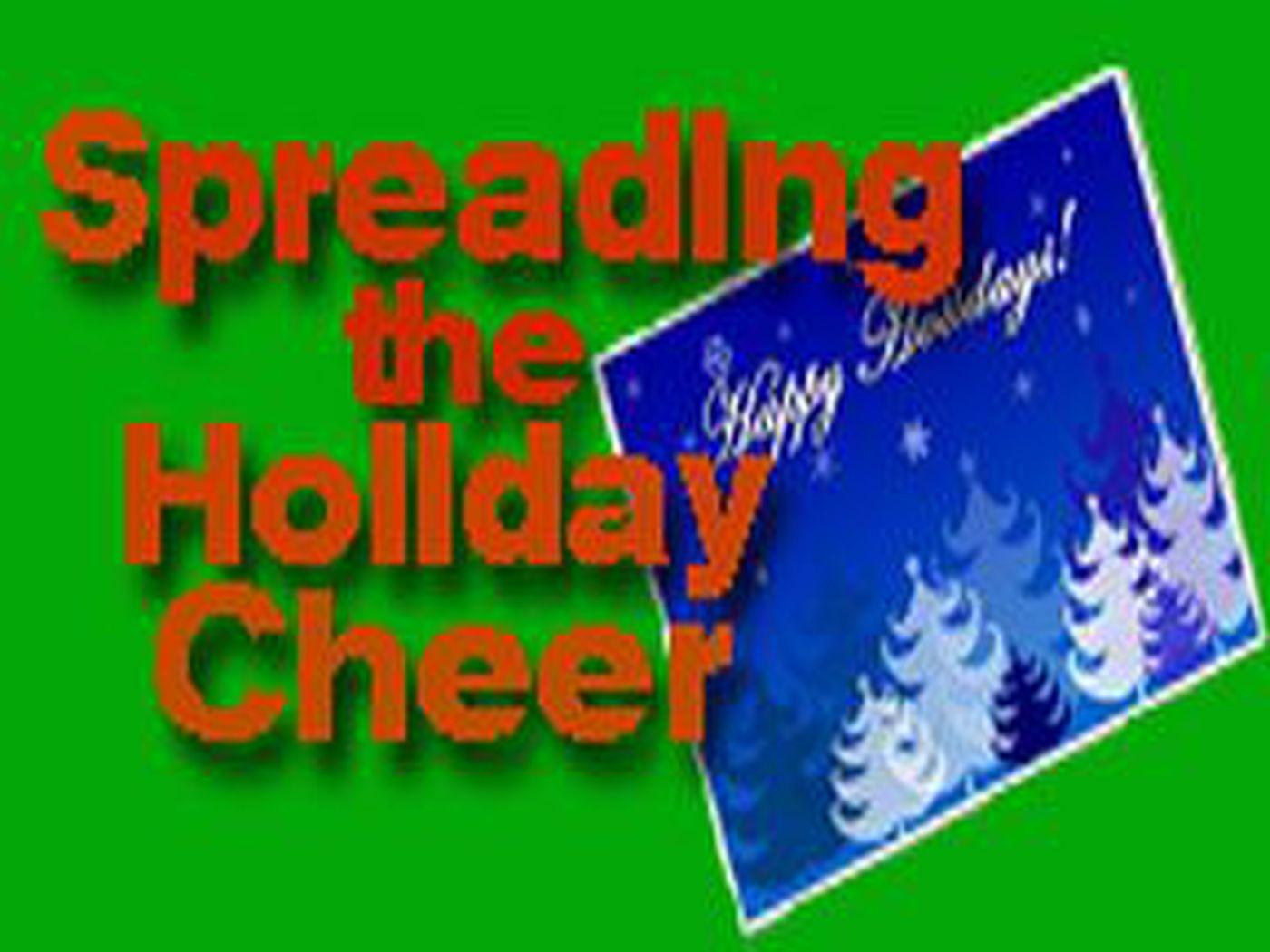 Handmade Christmas Cards For Nursing Home Residents
