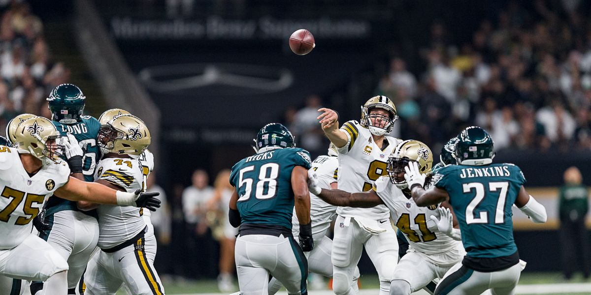 Sean Payton discusses Eagles playoff match-up