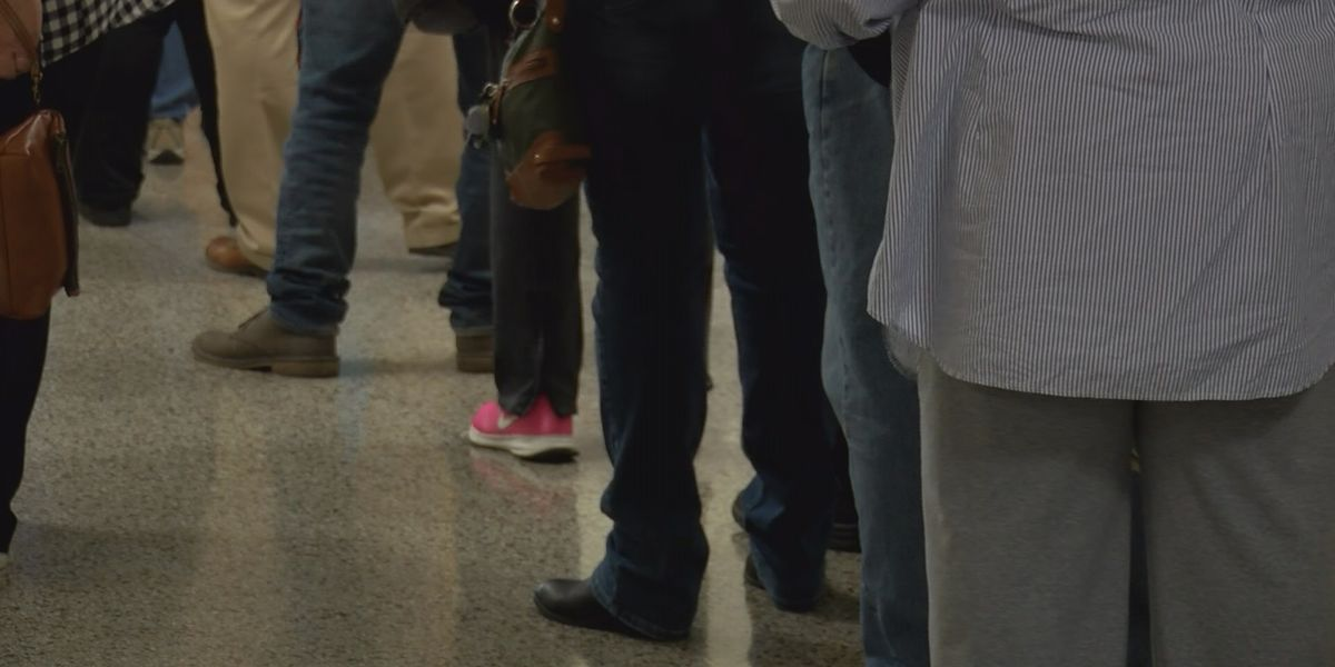 Calcasieu voter turnout up nearly 10 percent from 2015 gubernatorial race, still behind the rest of the state