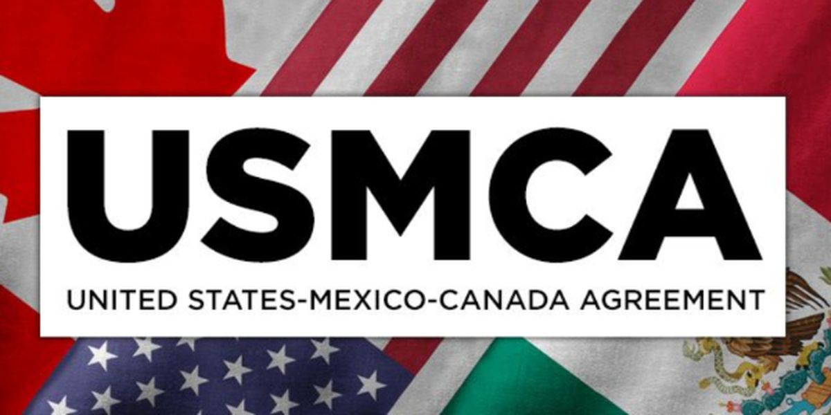 USMCA goes into effect today