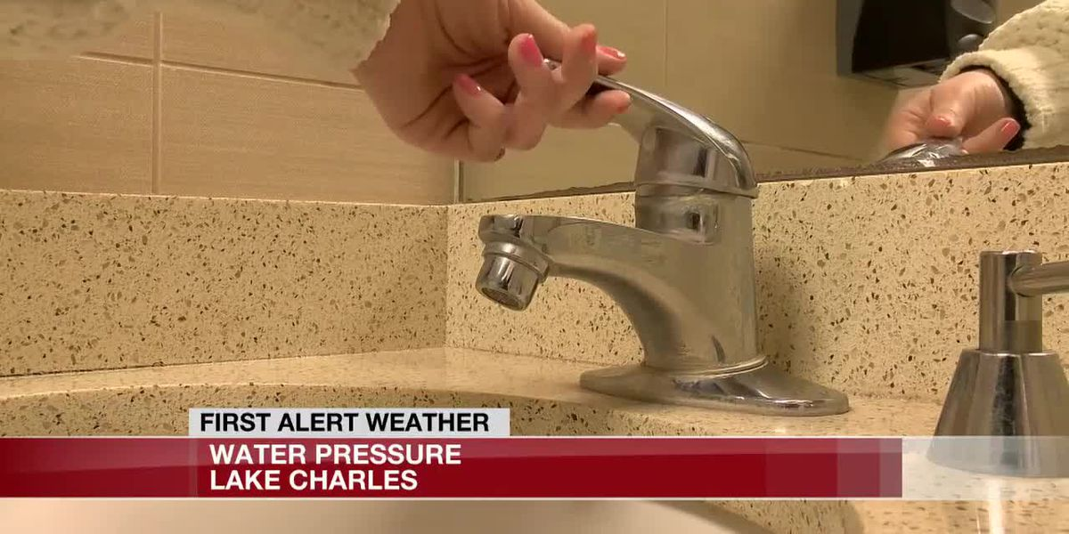 City of Lake Charles asks residents to temporarily turn off water; issue boil advisory