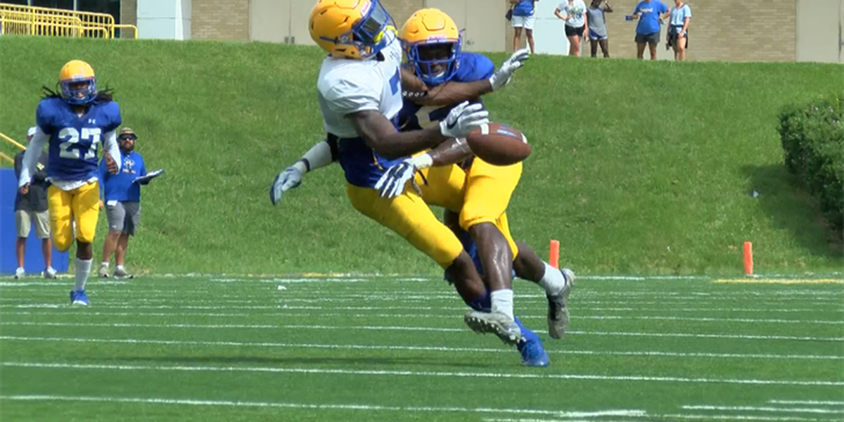 Defense dominates in McNeese's first fall scrimmage