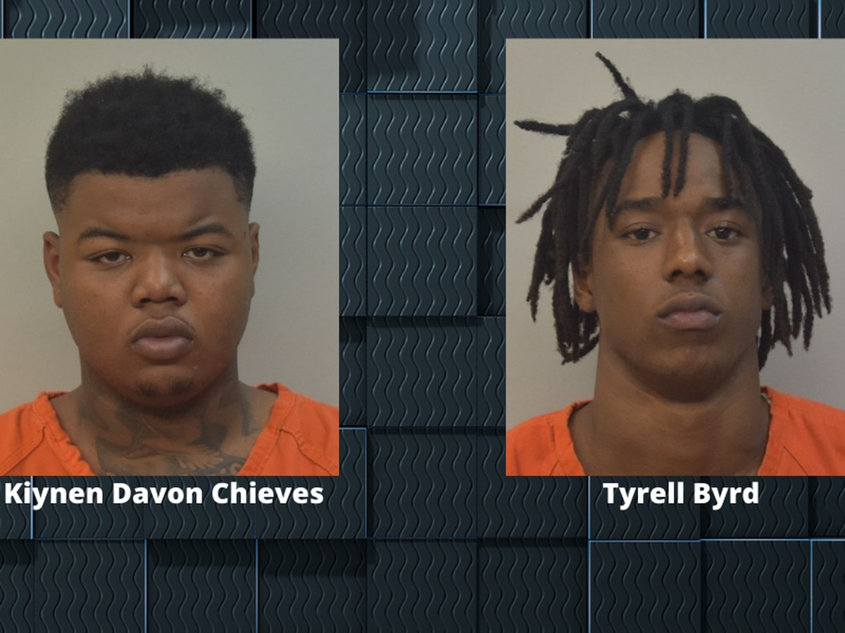 Two teens arrested following multiple drive-by shootings