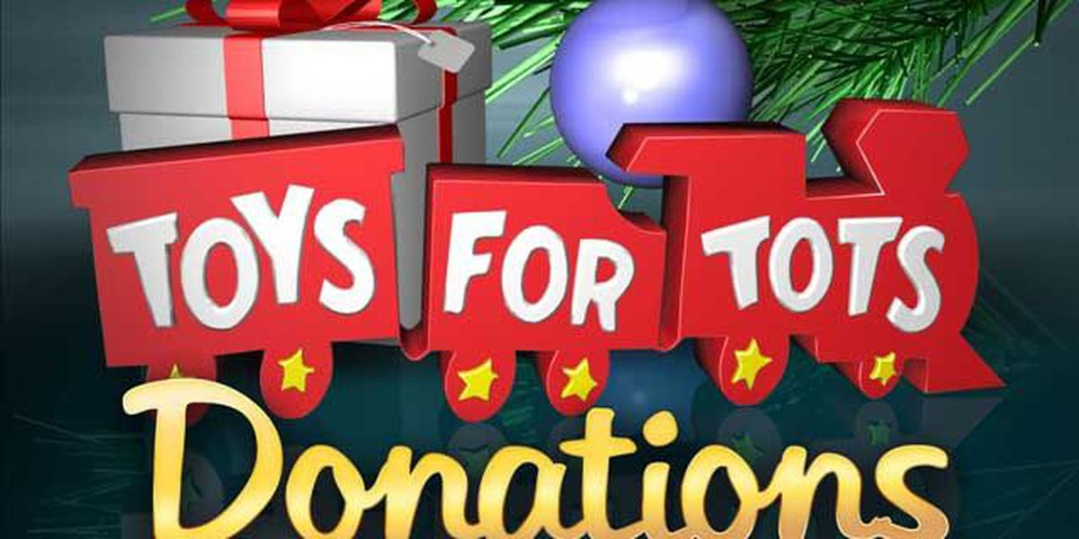 Toys for Tots accepting donations in Calcasieu