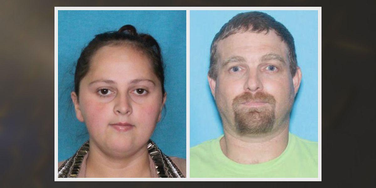 LSP: Parents taken into custody in Alabama; baby in hospital