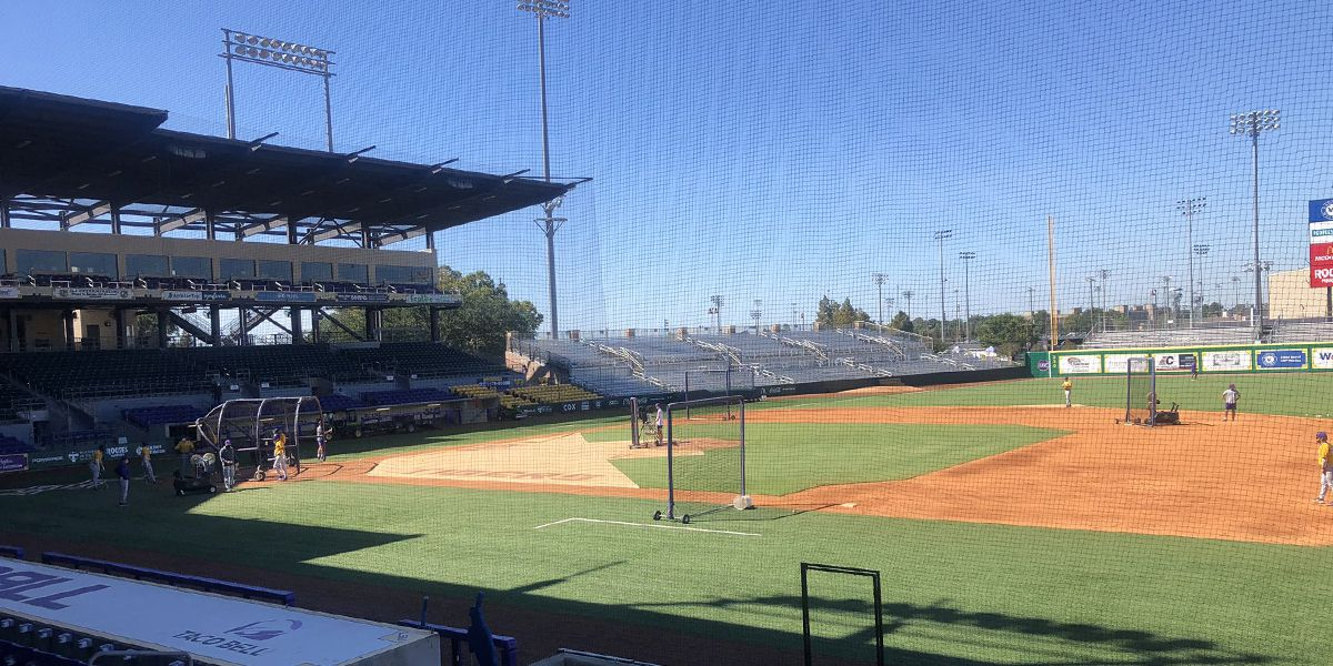 LSU starts fall baseball activities