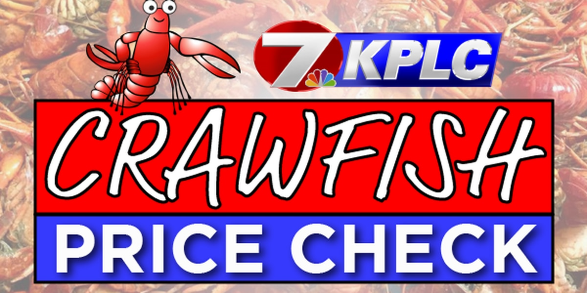 KPLC's Crawfish Price Check
