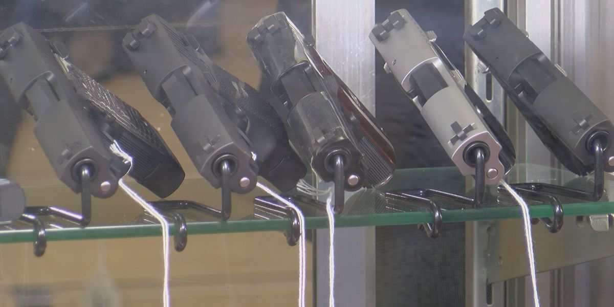 Holiday gun sales up for second consecutive year