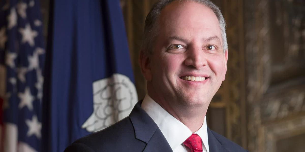 Gov. Edwards heads to nation's capital to testify on offshore oil and gas exploration, climate change