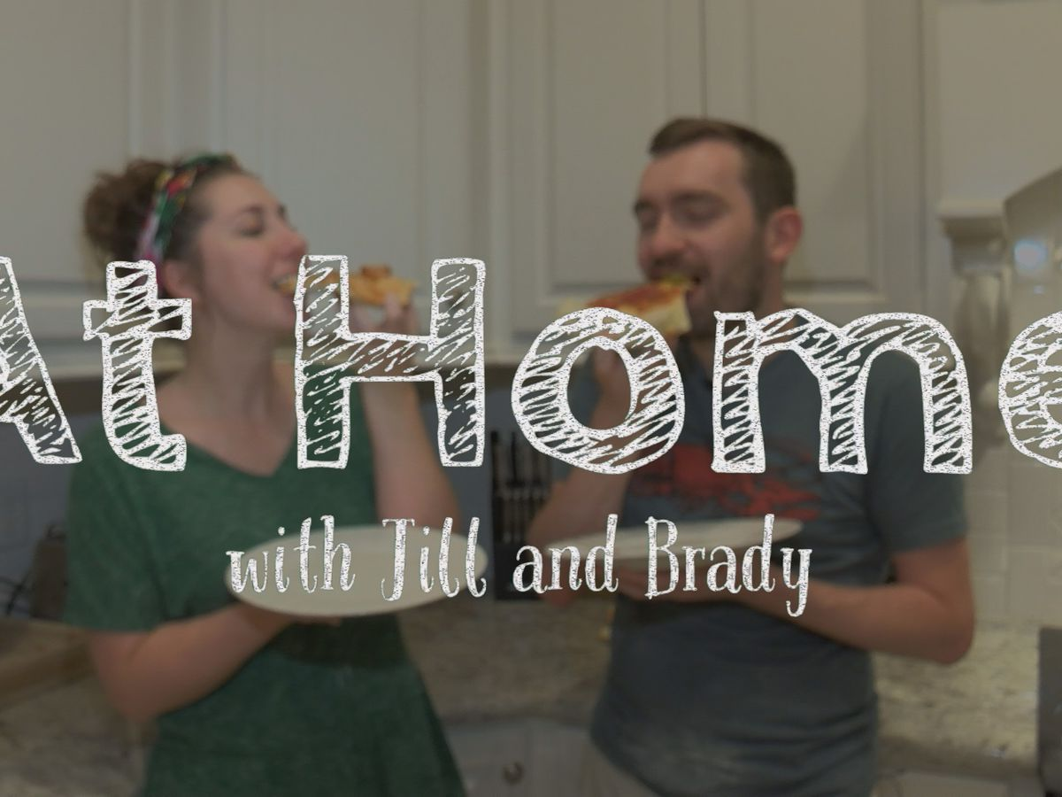 At Home with Jill and Brady: You had me at pizza