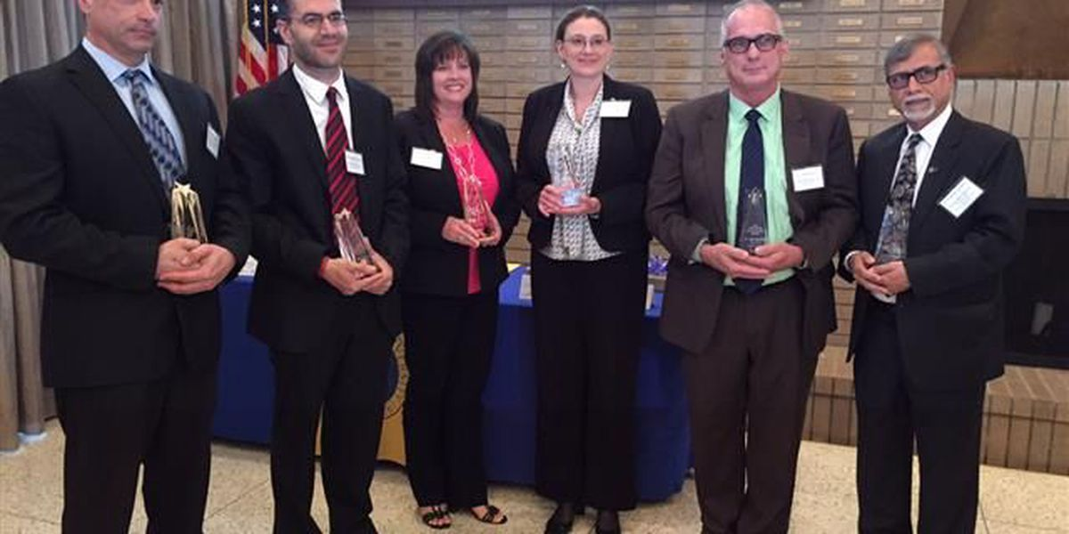 Pinnacle Awards given to six McNeese faculty members