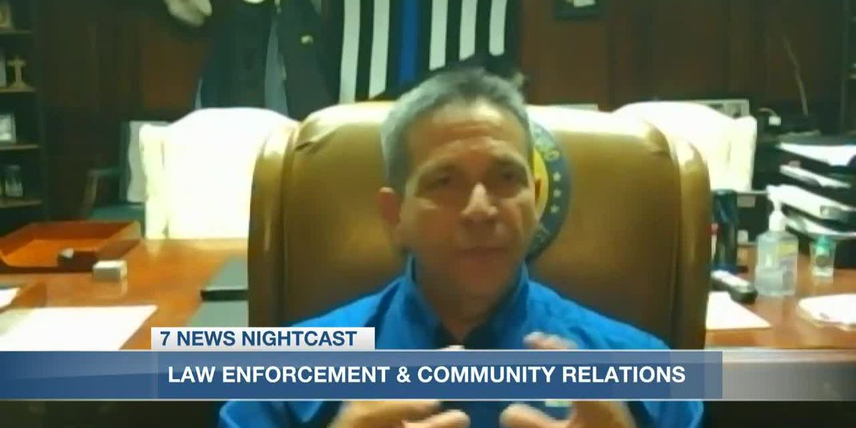 Calcasieu Parish Sheriff and NAACP President discuss law enforcement and community relations
