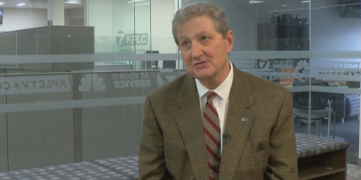 Sen. Kennedy discusses budget $1.375 billion deal