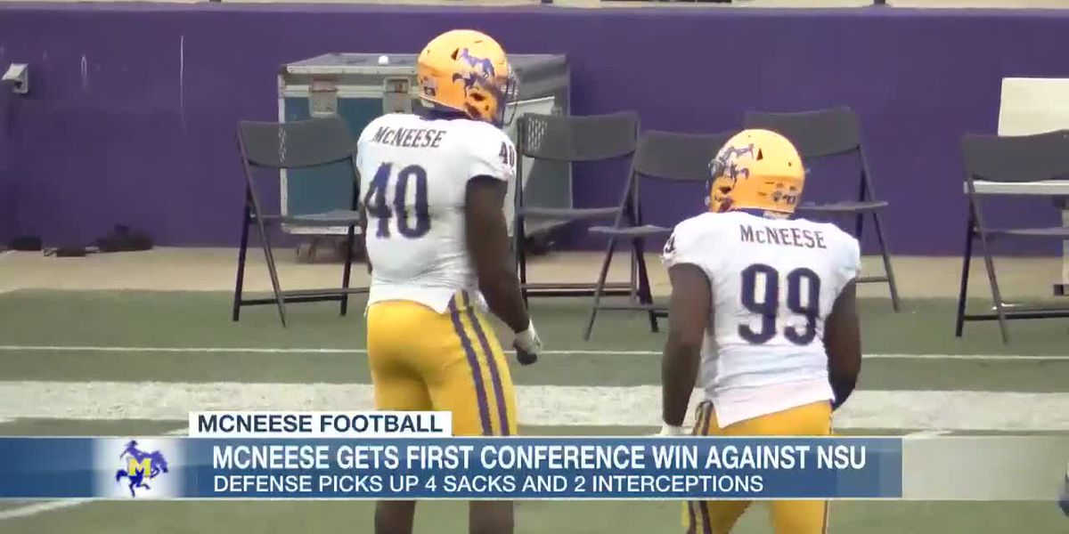 McNeese defense stands out in 21-7 victory over Northwestern State