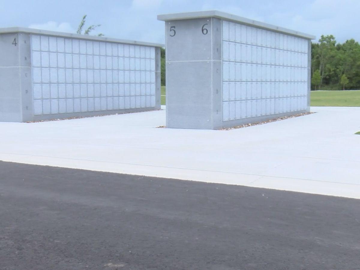 Southwest Louisiana Veterans Cemetery celebrates one year anniversary