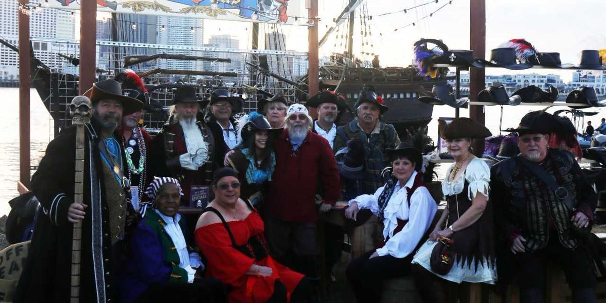 Pirate Festival to be featured on NCIS New Orleans