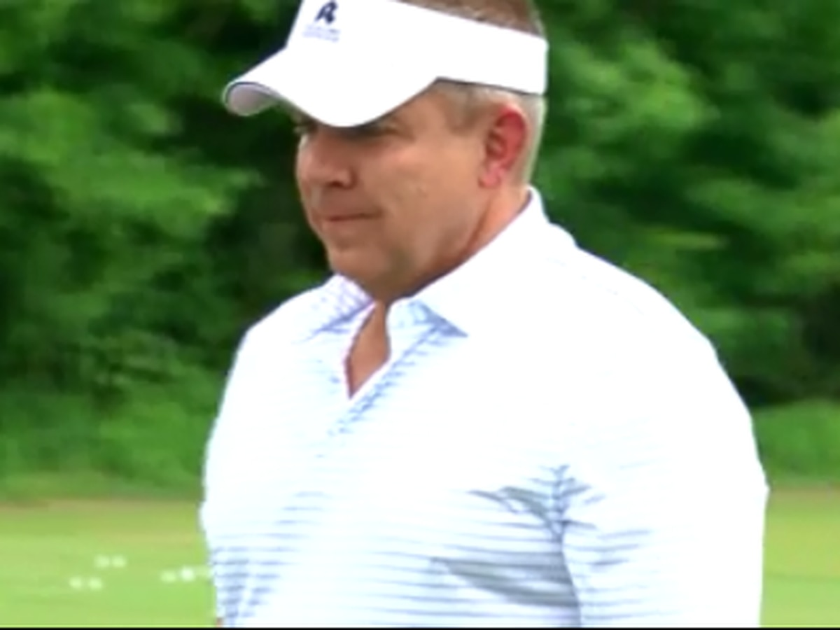 VIDEO: Payton spoofs Phil Mickelson for pro-am day at Zurich