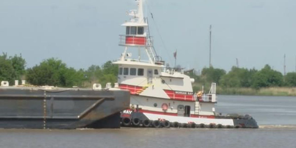Funding approved to maintain Calcasieu Ship Channel