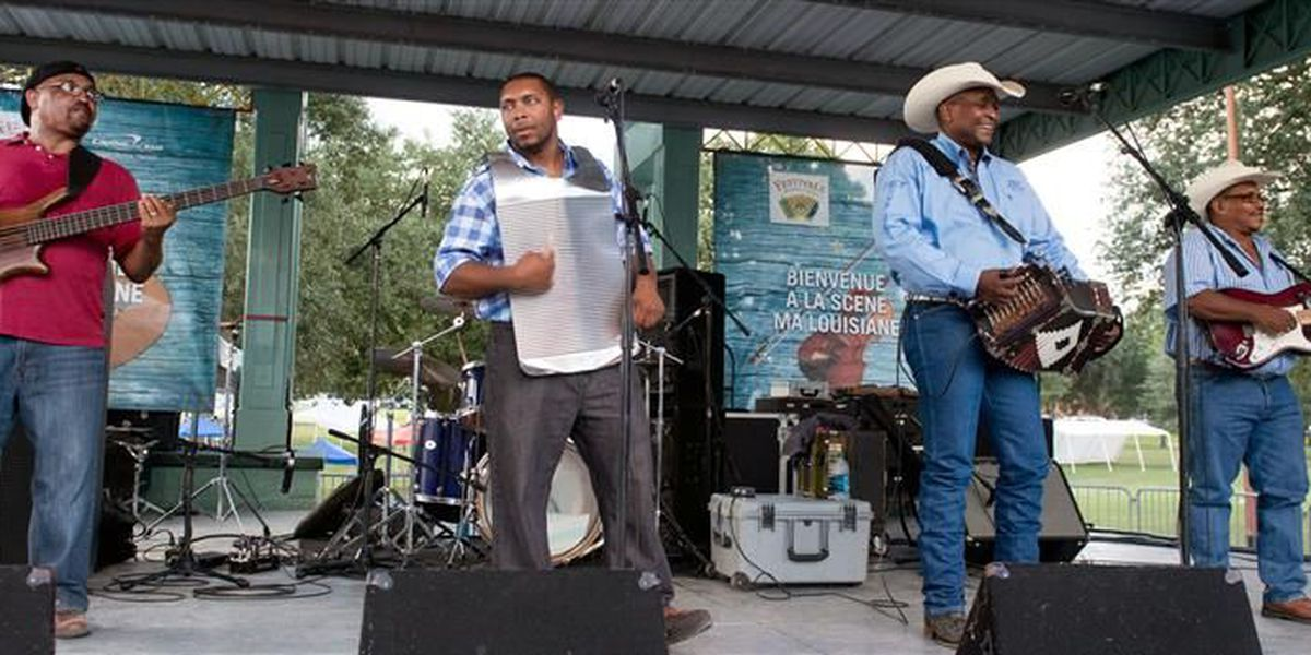 Cajun Music and Food Festival happening this weekend