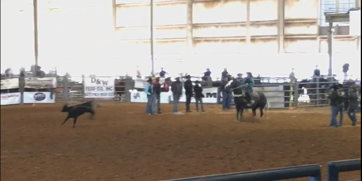 65th Annual McNeese State University Rodeo