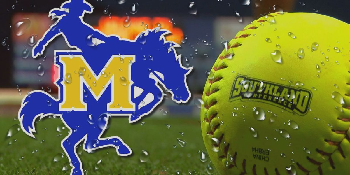 McNeese postpones home softball game vs. LSU
