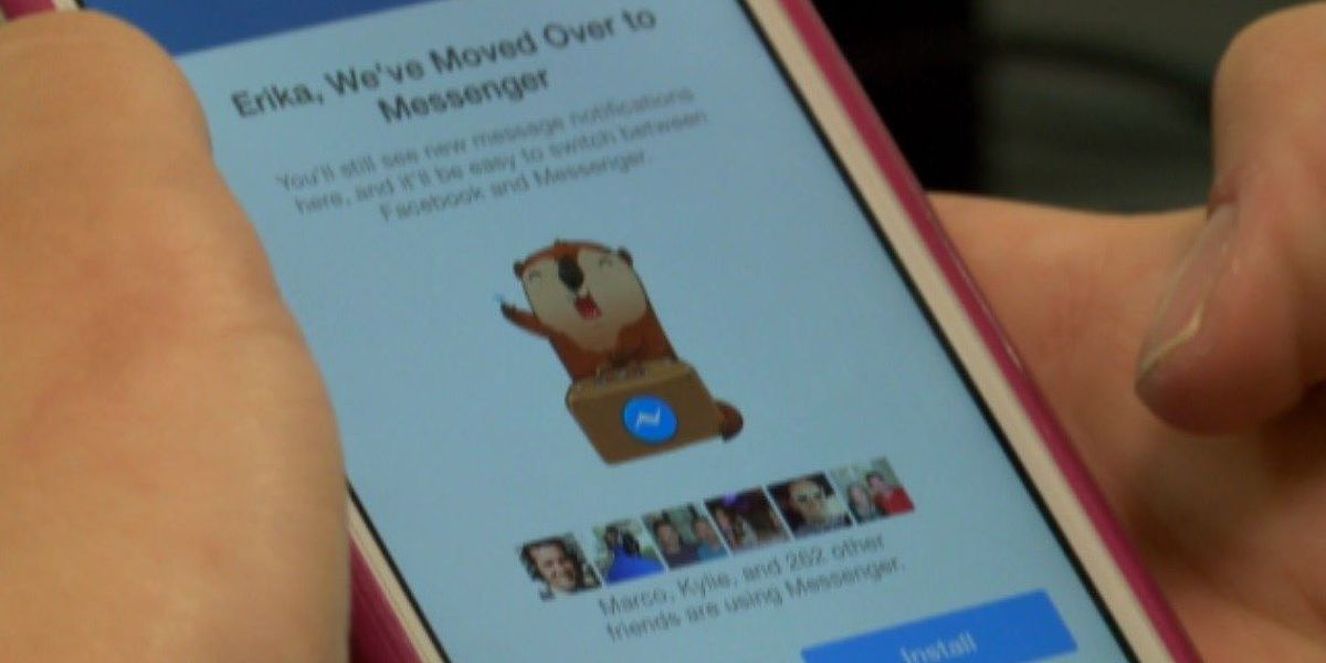New Facebook messenger app raising questions on privacy