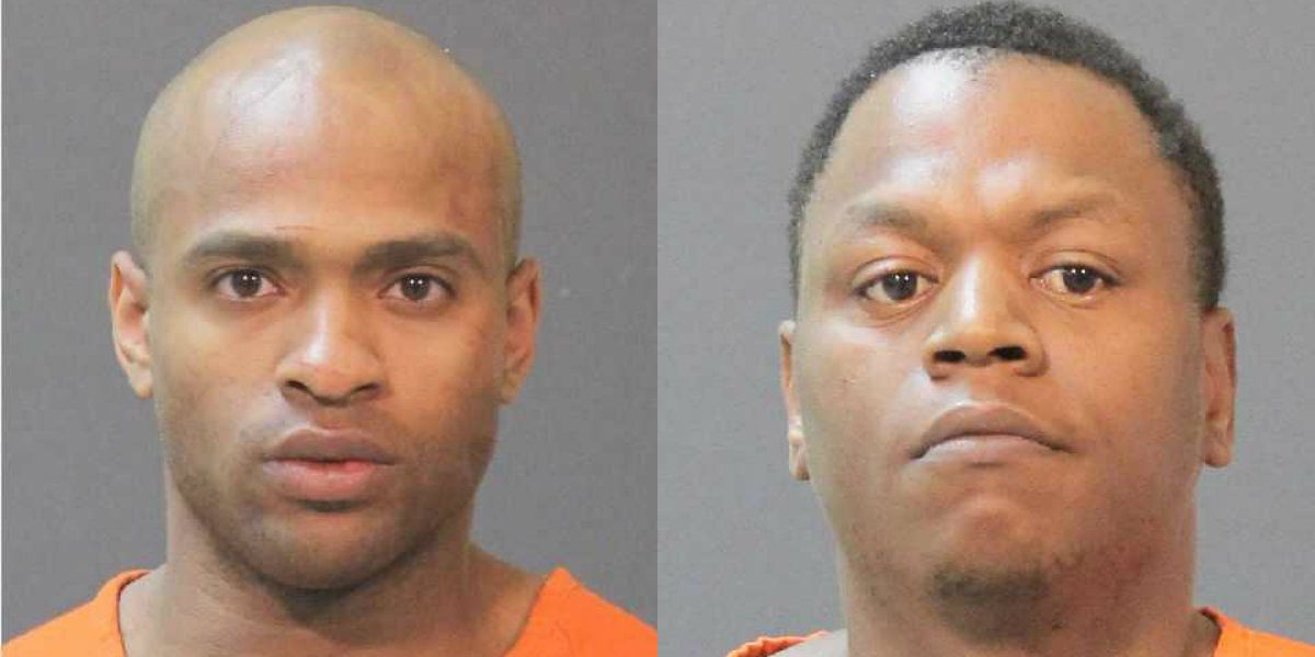 Two men arrested on drug charges following bomb threat on I-10 EB