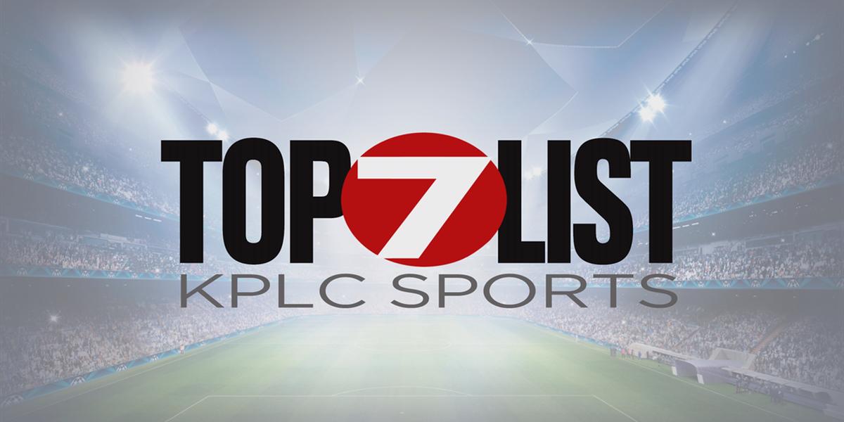 Touchdown Live Top 7 List - Week 5