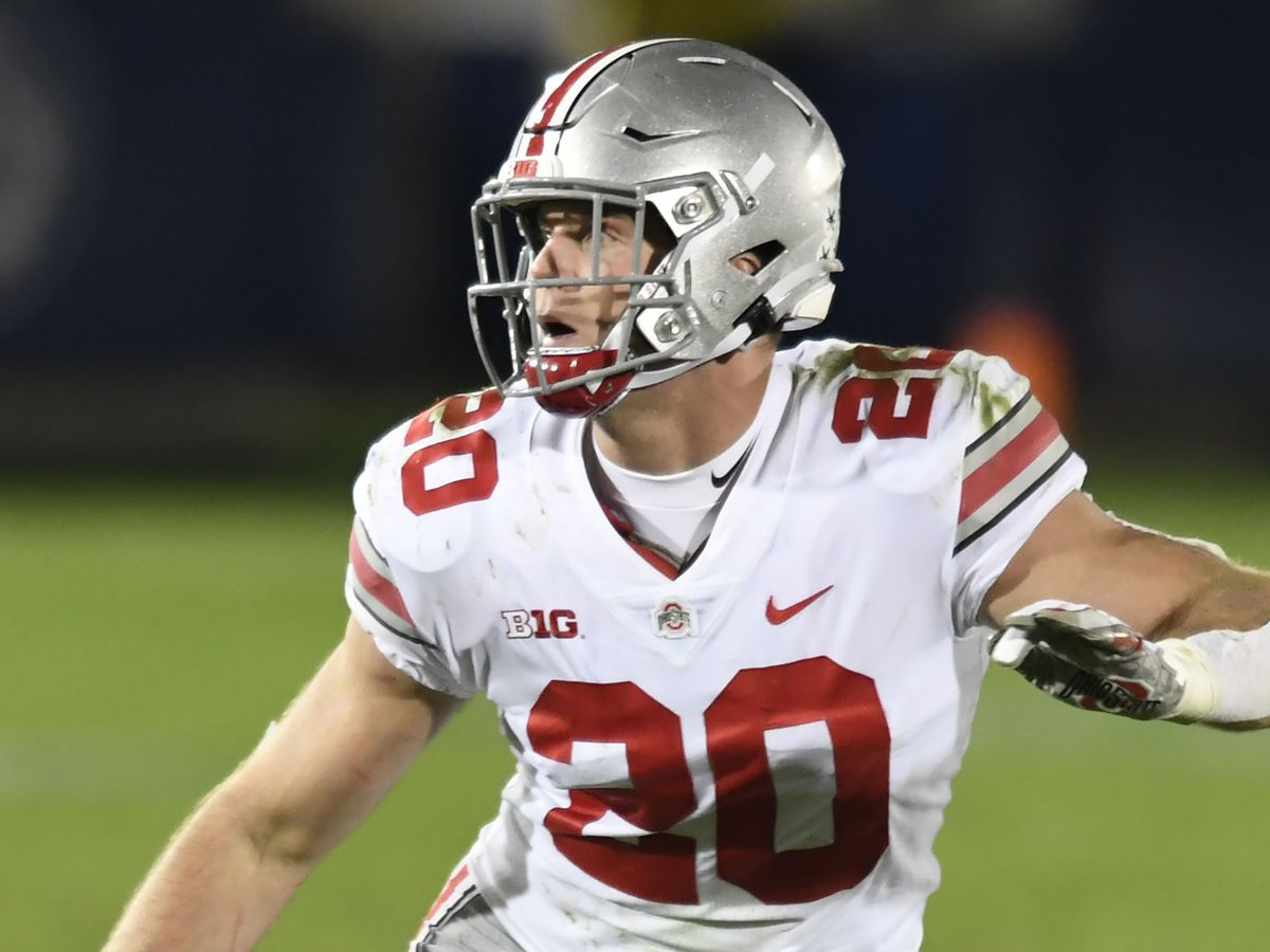 2021 NFL Draft: Saints draft Ohio St. LB Pete Werner in 2nd round, No. 60 overall