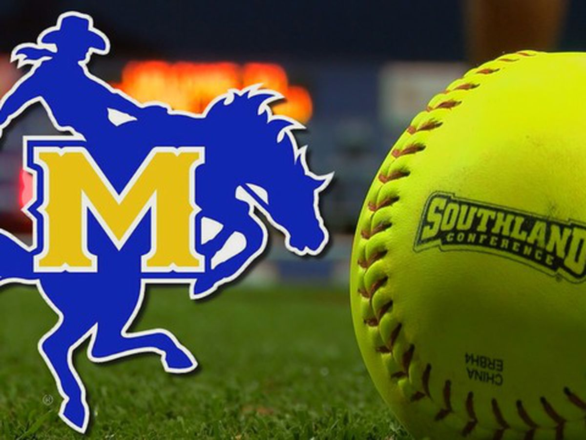 McNeese Softball receives seven Southland Conference honors