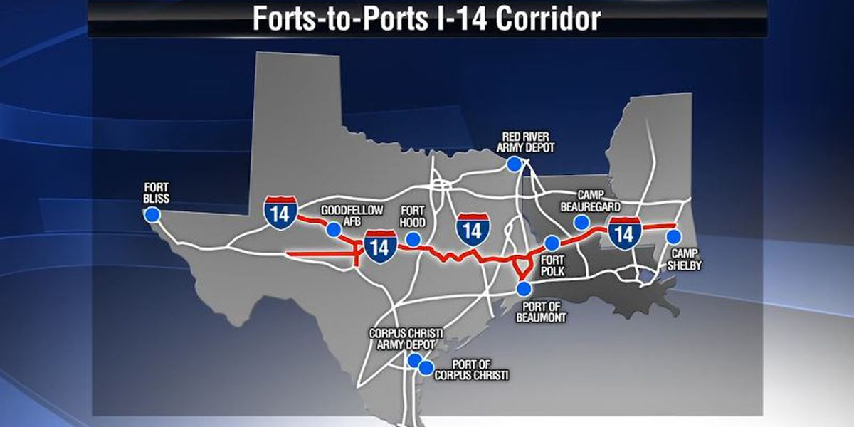 Louisiana state and local leaders weigh in on new interstate proposal