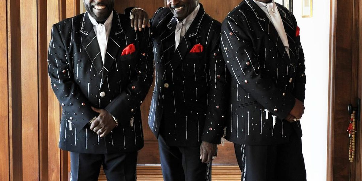 The O'Jays are coming to town