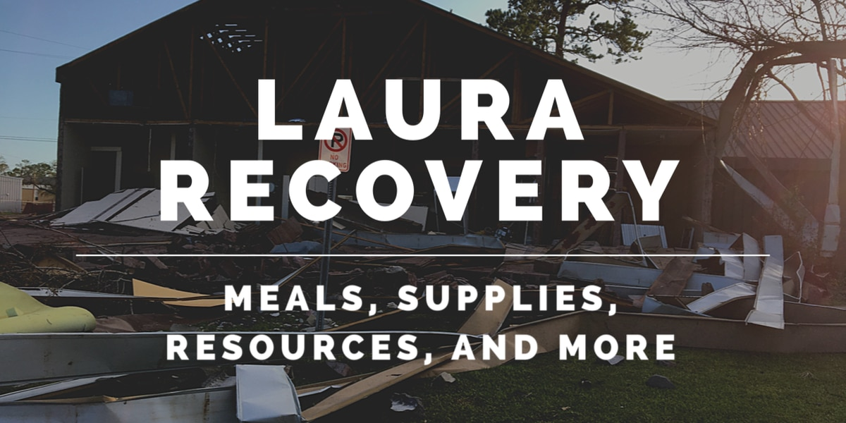 LAURA RECOVERY: What you need to know - Saturday, Sept. 19