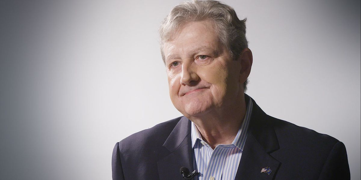 Senator Kennedy shares his thoughts post-midterm election