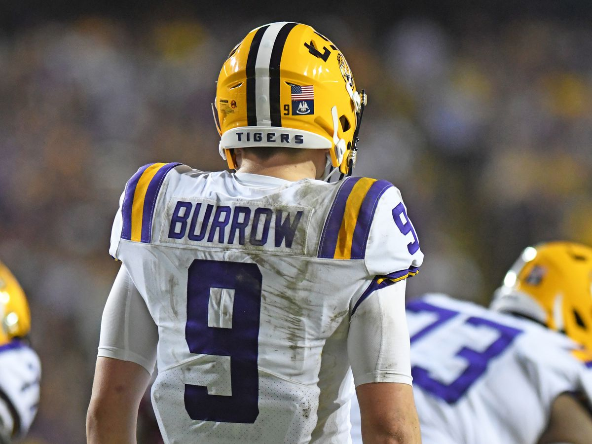 Joe Burrow gets road in Baton Rouge named after him