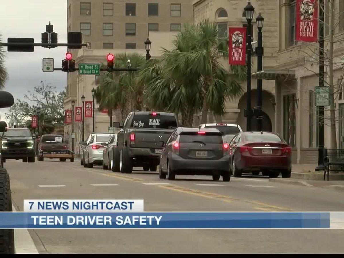 Louisiana's Teen Driver Safety Week