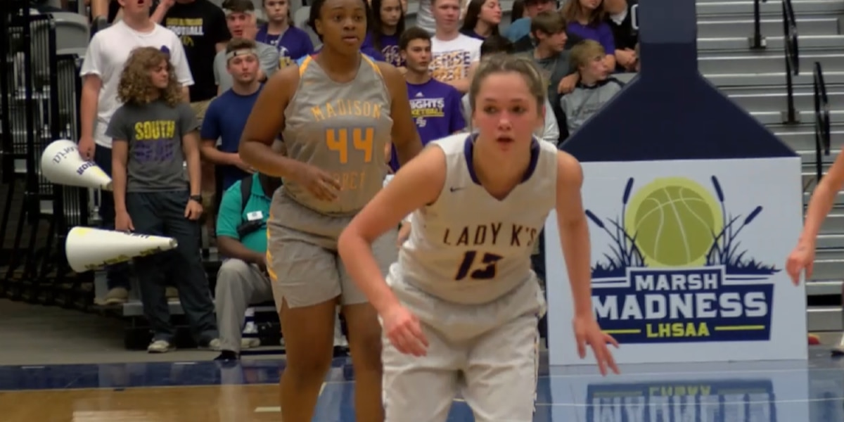 Lady K's fall in Class 3A semifinals to Madison Prep, 57-44