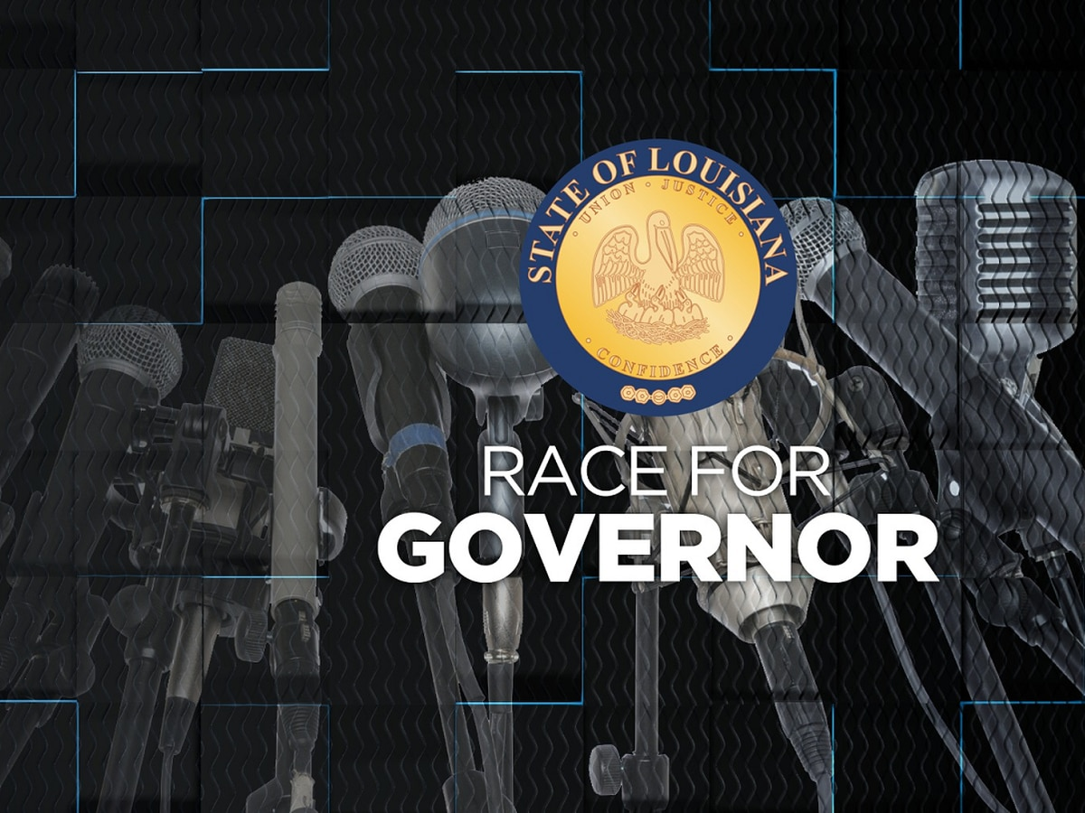 Candidates ready for first Louisiana Governor's race debate