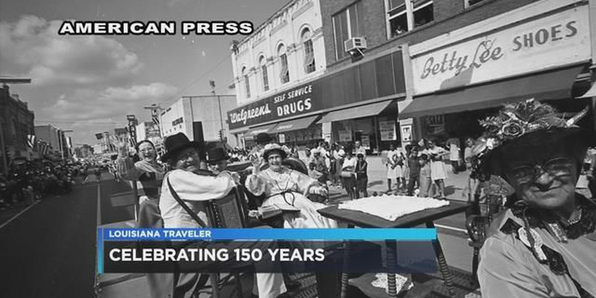 Lake Charles Sesquicentennial events planned