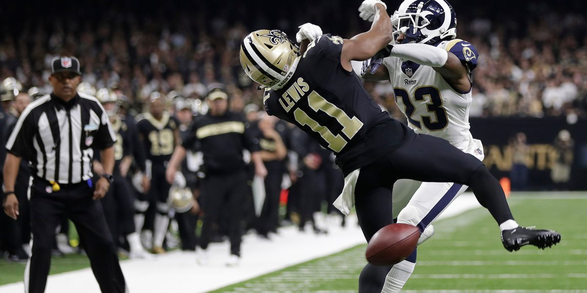 NFL getting rid of pass interference video review