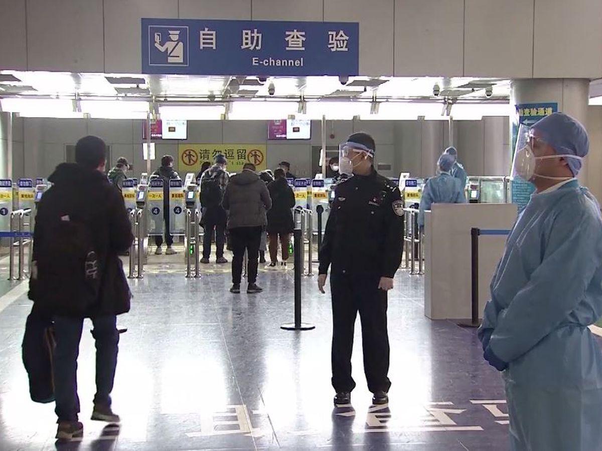 Time to 'revenge shop': China's coronavirus hot spot reopens