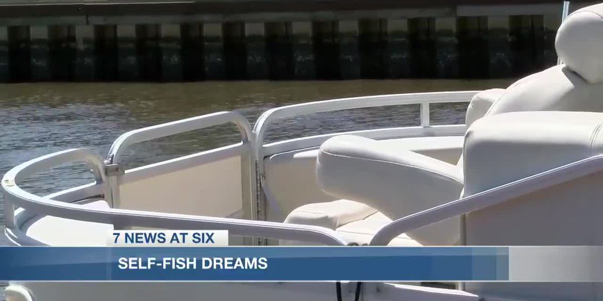 Self-Fish Dreams offers free boat trips for seniors and disabled of SWLA