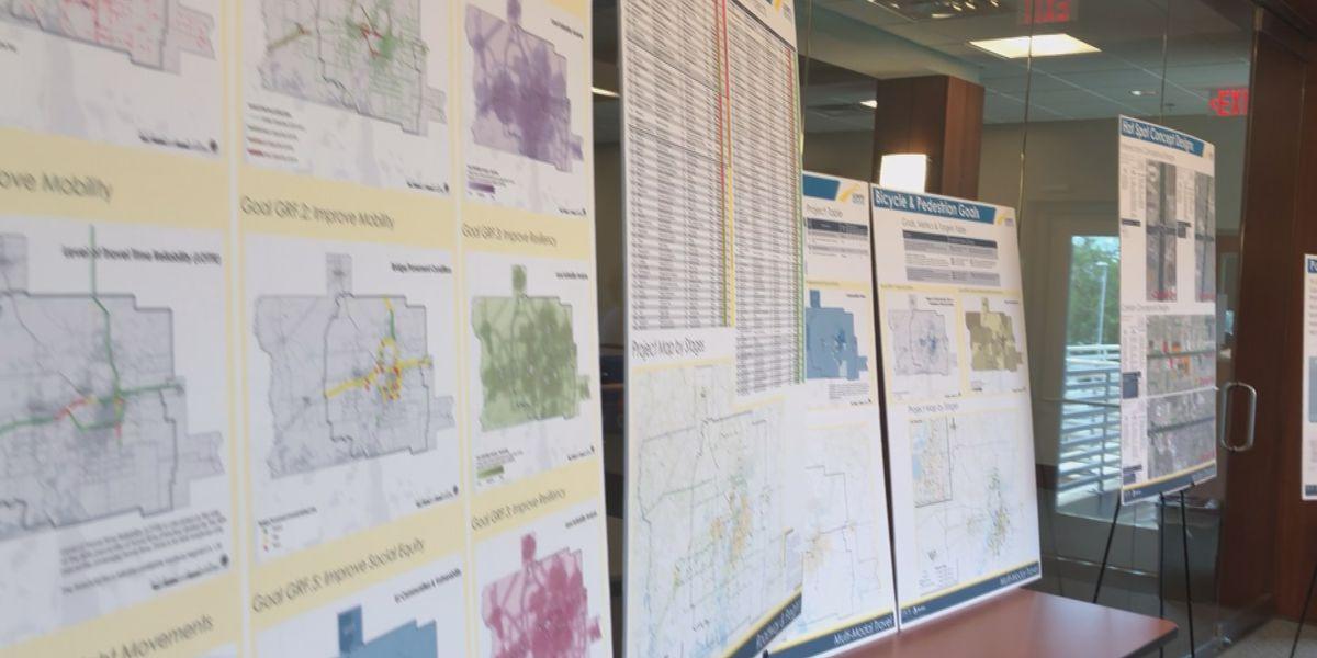 25 year plan to improve Calcasieu Parish roads underway