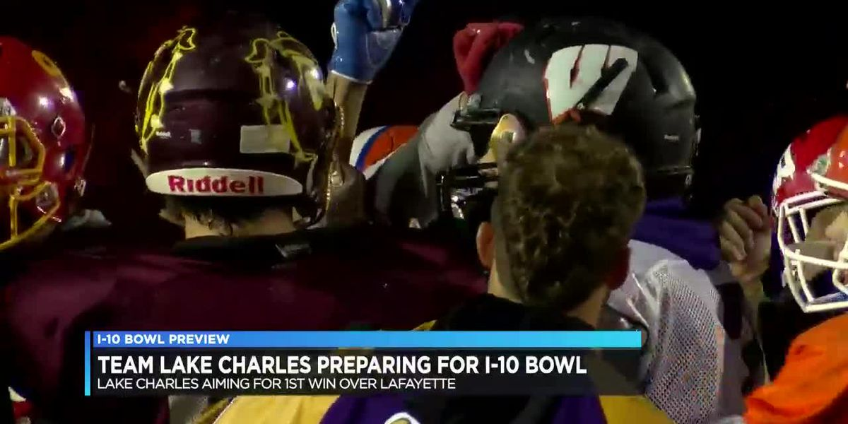 Lake Charles All-Stars preparing for Saturday's I-10 Bowl