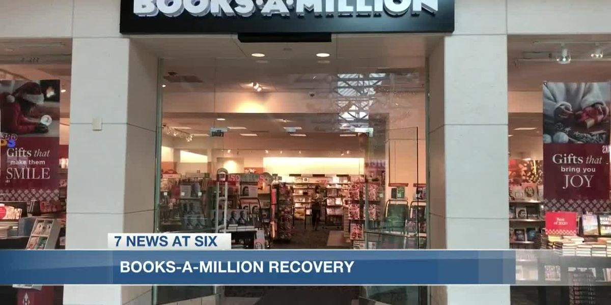 Books-a-Million opens temporary location at Prien Lake Mall