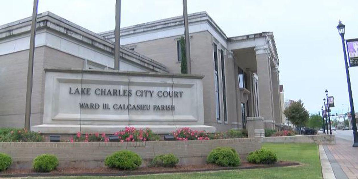 Ward 3 Lake Charles city judges and marshal announce amnesty program