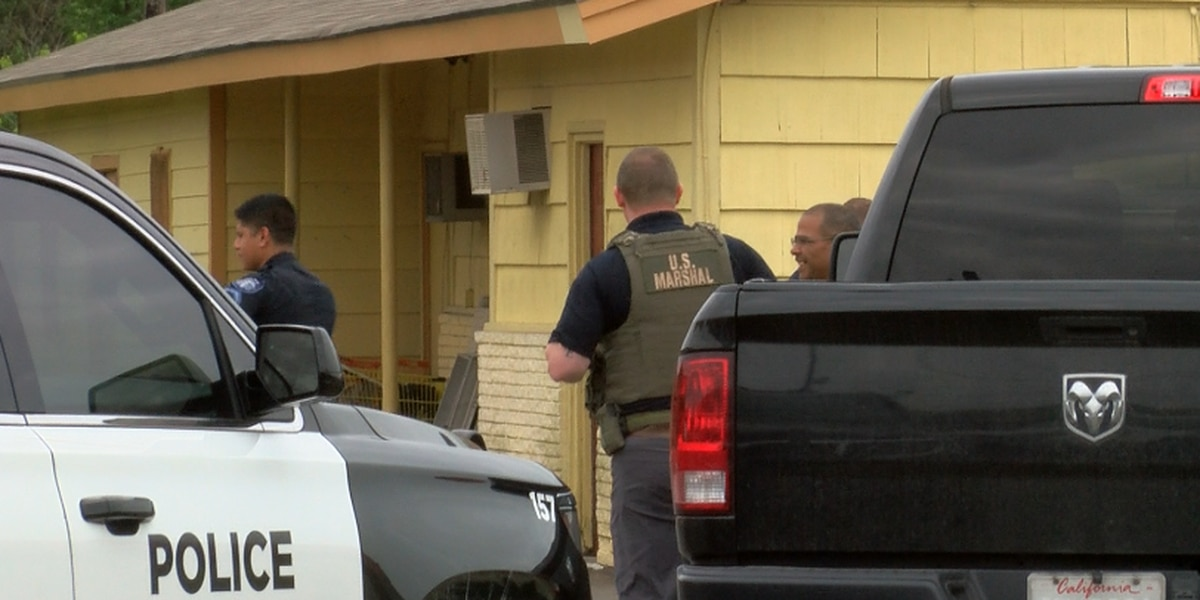 Corpus Christi homicide suspect arrested at Lake Charles motel
